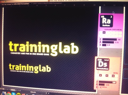 Traininglab is almost here!